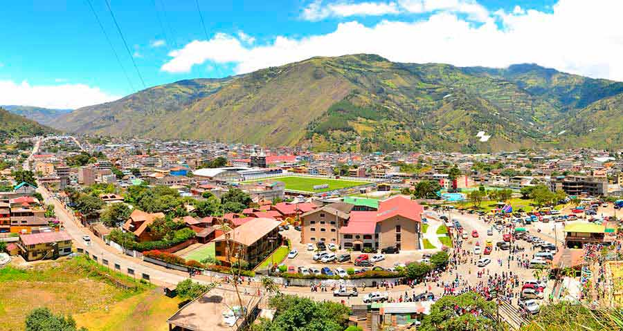 Hotels in Banos Ecuador