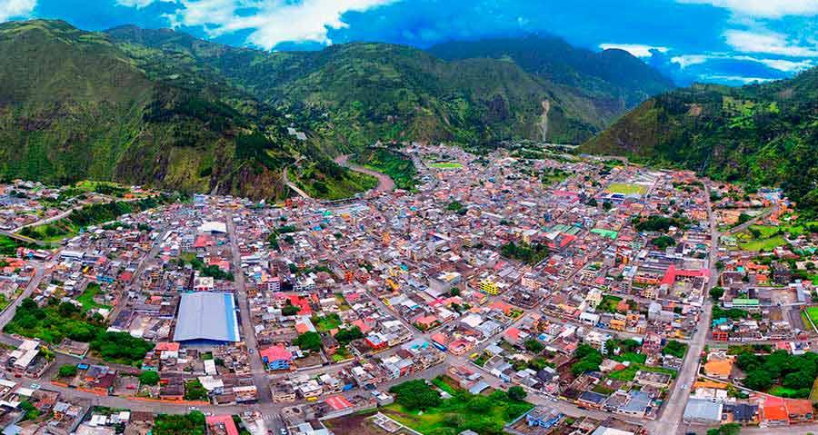 Imagenes De Baños Agua Santa:Baños Ecuador