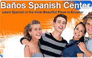 Baños Spanish Center